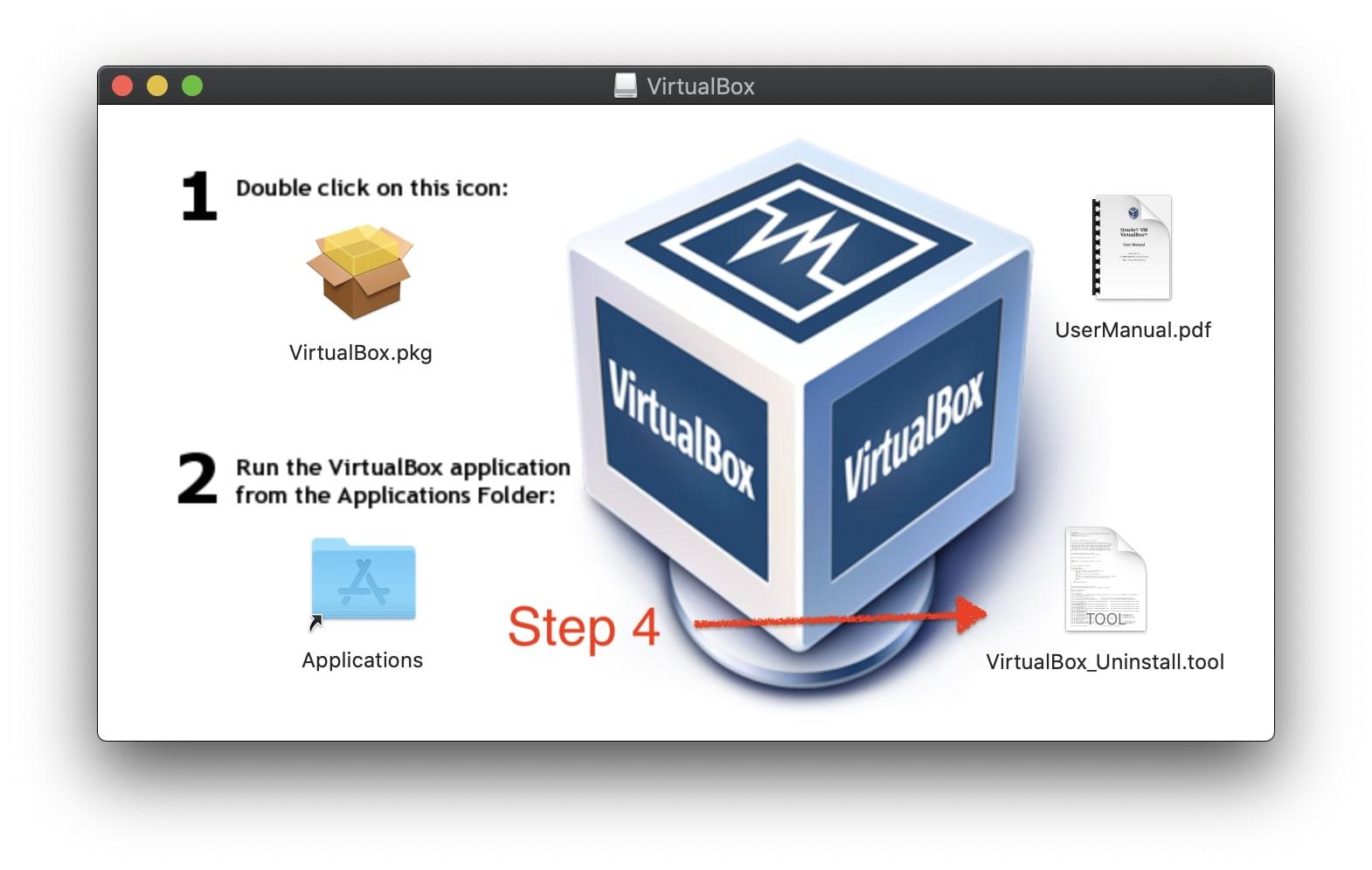 remove Virtualbox from Mac