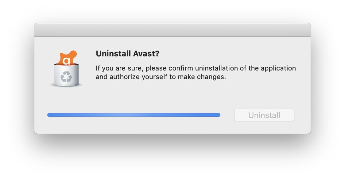 how to remove Avast from Mac