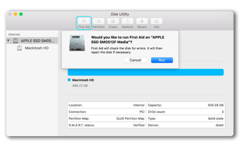 Make the External Drive Detectable by Your Mac-im-6