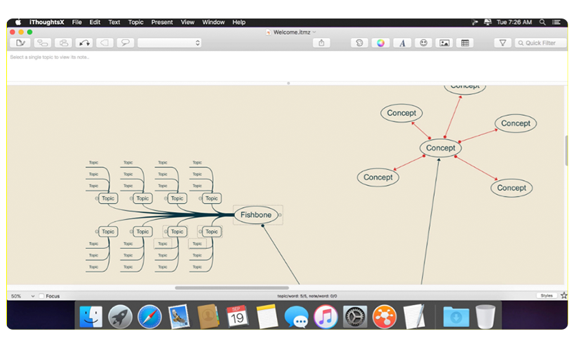 Mind Mapping Software for Mac-im-5