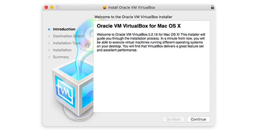Enabling Virtual Machine On Mac-im-6
