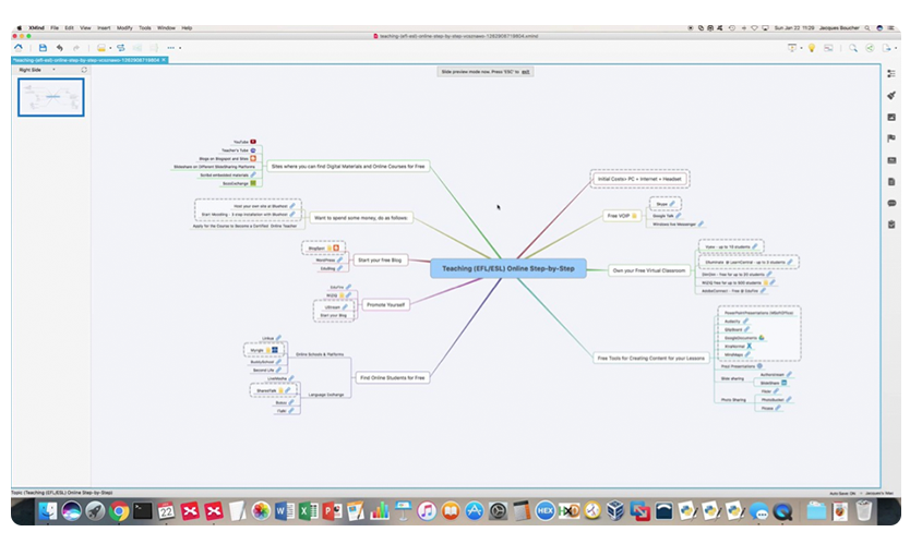 Mind Mapping Software for Mac-im-2