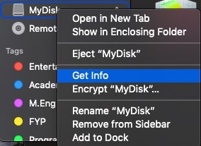 Navigate to the Finder directory