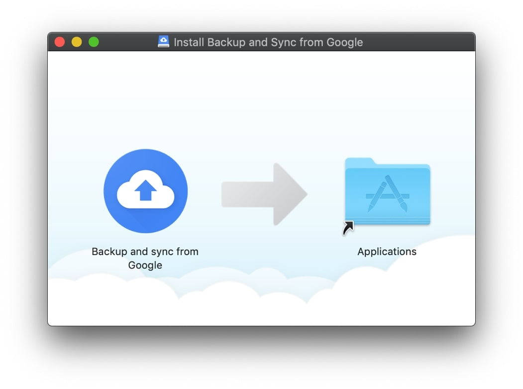 Install Google Drive on your Mac