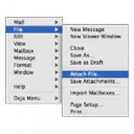 DejaMenu free download for Mac