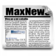 MaxNews free download for Mac