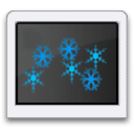 Snowflakes free download for Mac