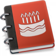 birthdayBook free download for Mac