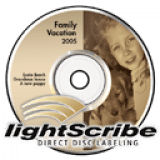 LaCie LightScribe Labeler