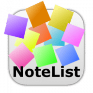 NoteList free download for Mac