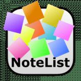 NoteList