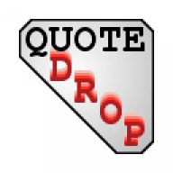 QuoteDrop free download for Mac