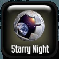 Starry Night Widget free download for Mac