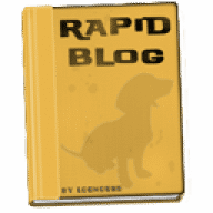 RapidBlog free download for Mac