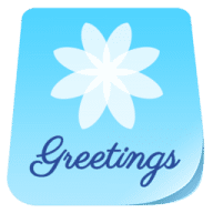 Stationery Greeting Cards free download for Mac