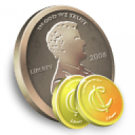 Flowing Pennies free download for Mac