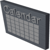 Mini Popup Calendar
