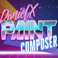 DanielX.net Paint Composer free download for Mac