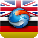 Ultralingua's German-English dictionary