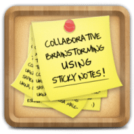 Sticky Brainstorming free download for Mac