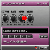 Audiffex Pedals free download for Mac