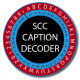 SCC Caption Decoder