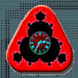 Fractal Time Calculator
