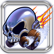 Trucks and Skulls free download for Mac