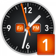 Dock Clock free download for Mac
