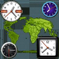 Desktop Clock free download for Mac