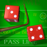 Craps HD free download for Mac