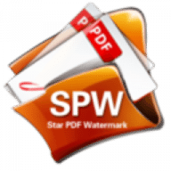 Star PDF Watermark free download for Mac