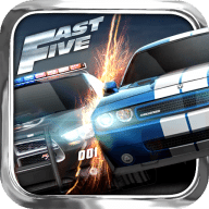 Fast Five the Movie: Official Game free download for Mac