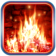 Fireplace 3D free download for Mac