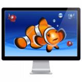 Aquarium Live HD screensaver
