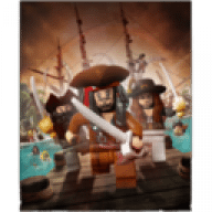LEGO Pirates of the Caribbean free download for Mac
