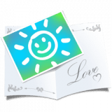 SnowFox Greeting Card Maker