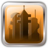 Future City 3D Screensaver free download for Mac