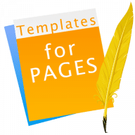 Templates for Pages Documents free download for Mac