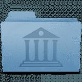 Reveal Library Folder