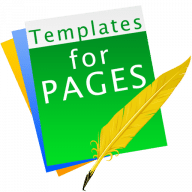 Templates Box for Pages free download for Mac