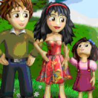 Virtual Families 2 free download for Mac