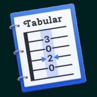 Tabular free download for Mac