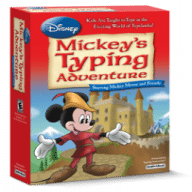 Disney: Mickey's Typing Adventure free download for Mac