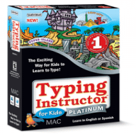 Typing Instructor for Kids Platinum free download for Mac