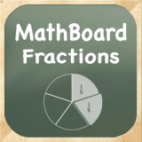 MathBoard Fractions