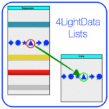 4LightData Lists