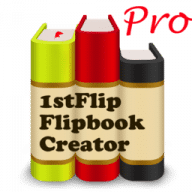 1stFlip Flipbook Creator Pro free download for Mac