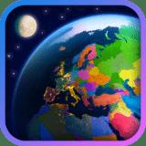 Earth 3D World Atlas