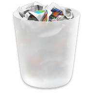 OS X Yosemite Trash Icon free download for Mac